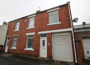 Thumbnail 3 bed semi-detached house for sale in Dawson Street, Crook