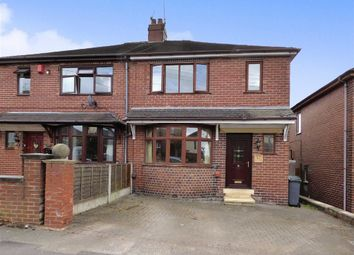 Thumbnail 3 bed semi-detached house for sale in Rothsay Avenue, Sneyd Green, Stoke-On-Trent