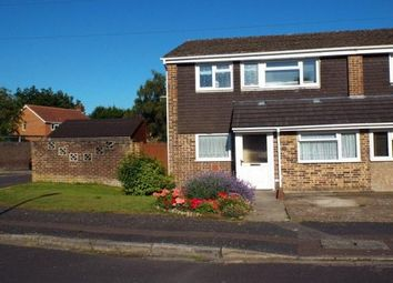 Thumbnail 4 bed property to rent in Longbridge Close, Calmore, Southampton