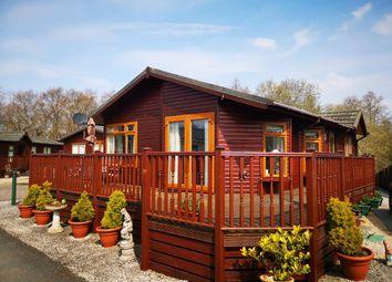 Thumbnail 2 bed mobile/park home for sale in Foxhouse, Lodge Caravan Park, Scorton