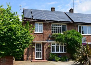 Thumbnail 3 bed semi-detached house for sale in New Causeway, Reigate, Surrey