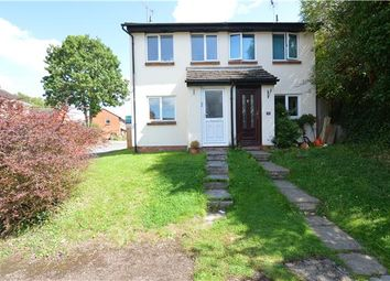 Thumbnail 2 bed semi-detached house for sale in Eynon Close, Cheltenham, Gloucestershire