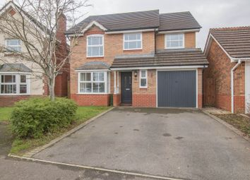 Thumbnail 5 bed detached house for sale in Dryleaze, Yate, Bristol