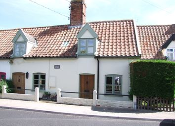Thumbnail 2 bed terraced house for sale in Little Street, Yoxford, Saxmundham