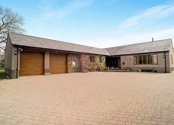 Thumbnail 5 bedroom bungalow for sale in Hesket Newmarket, Wigton