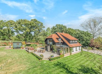 Lower Crabbick Lane, Denmead, Waterlooville PO7. 4 bed detached house