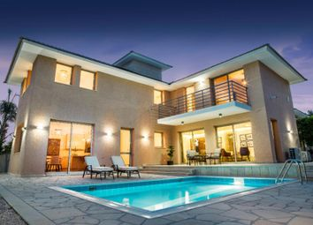 Thumbnail 4 bed villa for sale in Paraklessia, Limassol, Cyprus