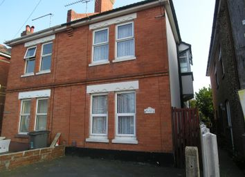 Thumbnail 4 bedroom property to rent in Brassey Road, Winton, Bournemouth