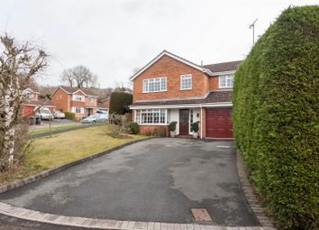 Thumbnail 4 bedroom detached house to rent in Stonepits Lane, Redditch