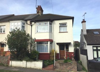 Thumbnail 3 bed end terrace house for sale in St. Clements Avenue, Leigh-On-Sea