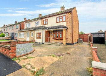 Thumbnail 3 bed semi-detached house for sale in Elder Avenue, Wickford