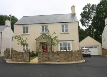 Thumbnail 5 bed detached house for sale in Whiteford Mews, Llanrhidian, Swansea