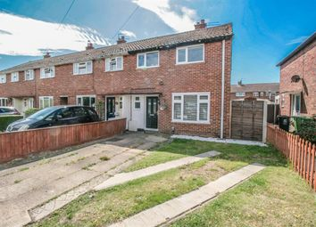 Thumbnail 3 bed end terrace house for sale in Nuffield Crescent, Gorleston, Great Yarmouth