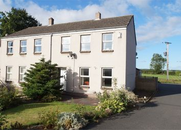 Thumbnail 3 bed semi-detached house for sale in Farriers Way, Low Hesket, Carlisle, Cumbria