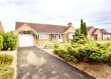 Thumbnail 3 bedroom detached bungalow for sale in Bonnetable Road, Horncastle