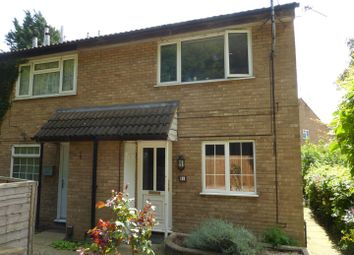 Thumbnail 1 bedroom flat for sale in Willoughby Court, Central, Peterborough