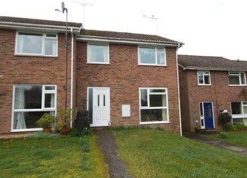 Thumbnail 3 bed semi-detached house to rent in Windsor Way, Alderholt, Fordingbridge