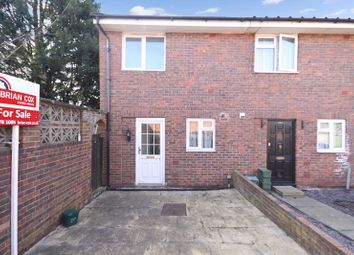 Thumbnail 2 bed end terrace house for sale in Lancaster Road, Northolt
