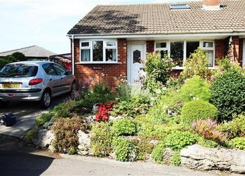 Thumbnail 3 bedroom semi-detached bungalow for sale in Willowdale, Bank Head Lane, Preston