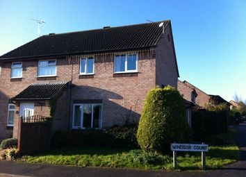 Thumbnail 3 bedroom semi-detached house to rent in 124, Hallam Way, West Hallam