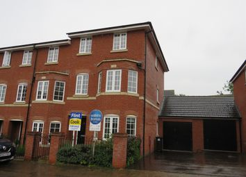 Thumbnail 4 bed town house for sale in Sycamore Avenue, Belmont, Hereford