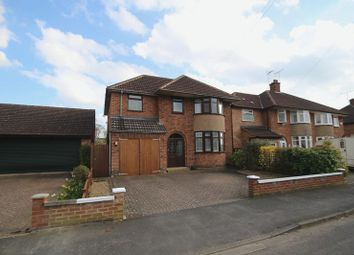 Thumbnail 4 bed detached house for sale in Hillary Road, Rugby