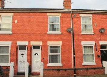 Thumbnail 2 bed terraced house to rent in Albert Avenue, Urmston, Manchester