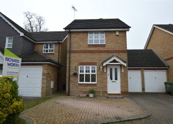 2 bed link-detached house for sale in Tyler Drive, Arborfield, Berkshire RG2