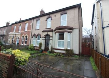 Thumbnail 6 bed semi-detached house for sale in Cavendish Road, Crosby, Liverpool, Merseyside
