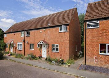 Thumbnail 3 bed semi-detached house for sale in France Furlong, Great Linford, Milton Keynes, Bucks