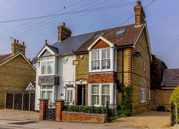 Thumbnail 4 bed semi-detached house for sale in Shalmsford Street, Chartham, Canterbury