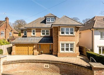 Thumbnail 6 bed detached house for sale in Homewood Road, St. Albans, Hertfordshire