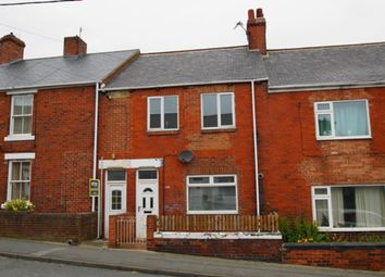 Thumbnail 2 bedroom flat for sale in Plawsworth Road, Sacriston, Durham