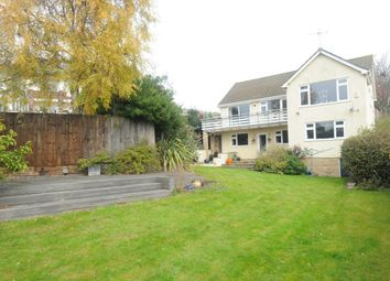 Thumbnail 4 bed detached house for sale in Brendon Avenue, Weston-Super-Mare