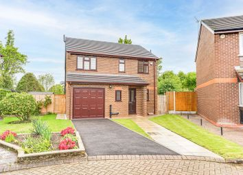 Thumbnail 4 bed detached house for sale in Gladbeck Way, Enfield
