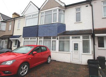 Thumbnail 4 bed terraced house for sale in Trelawney Road, Hainault, Ilford, Essex