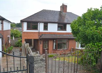 Thumbnail 4 bed semi-detached house for sale in Bank End, Brown Edge, Stoke-On-Trent