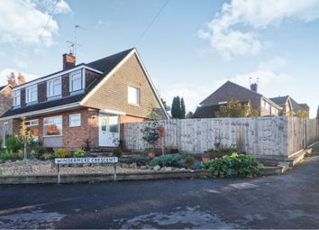 Thumbnail 3 bed semi-detached house for sale in Portreath Drive, Allestree, Derby