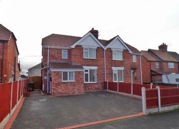 Thumbnail Semi-detached house for sale in Park Avenue, Winsford, Cheshire