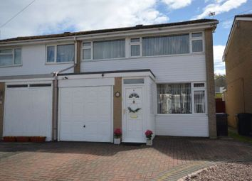 Thumbnail 3 bed semi-detached house for sale in Lodge Close, Shifnal, Shropshire.