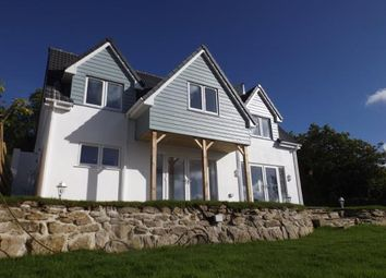 Thumbnail 4 bed detached house for sale in Constantine, Falmouth, Cornwall