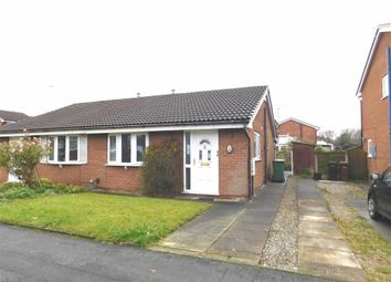 Thumbnail 2 bedroom semi-detached bungalow for sale in Brookfield Avenue, Bredbury, Stockport
