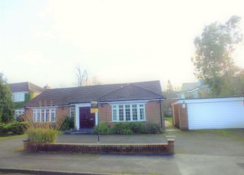 Thumbnail 2 bed bungalow for sale in Sandmoor Avenue, Alwoodley, Leeds