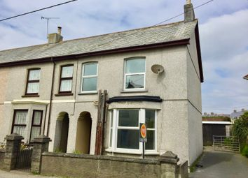 Thumbnail 2 bed end terrace house to rent in Polkyth Road, St Austell
