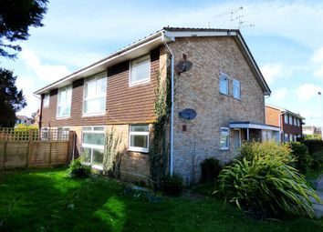 Thumbnail 2 bed flat for sale in Hudson Close, Worthing