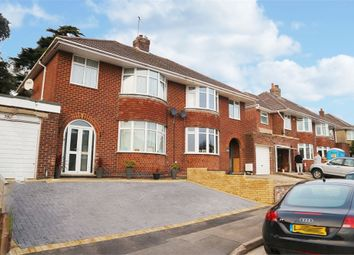 Thumbnail 3 bed semi-detached house for sale in Hesketh Crescent, Swindon, Wiltshire