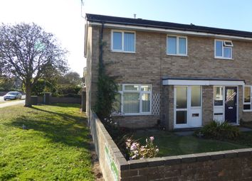 Thumbnail 2 bed end terrace house to rent in Mariners Close, Gorleston, Great Yarmouth
