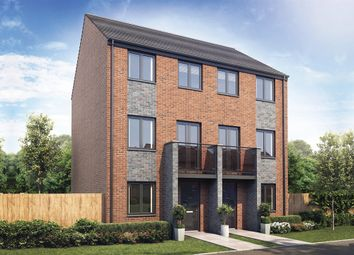 "Thumbnail 3 bed end terrace house for sale in ""The York"" at Whinney Hill, Durham"