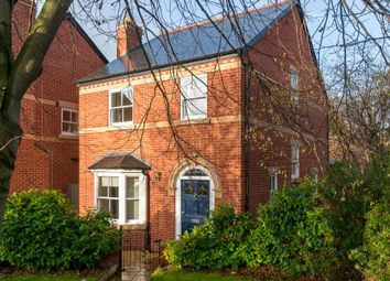 Thumbnail 4 bed detached house to rent in Upper Road, Shrewsbury