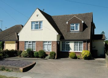 Thumbnail 4 bed detached house for sale in Chignal Road, Chelmsford